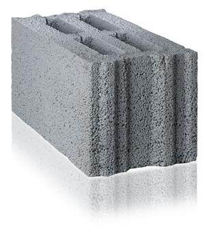 Mauersteine hohlblock
